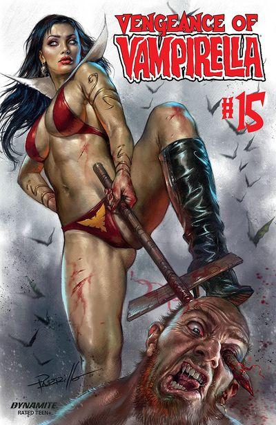 Vengeance of Vampirella #15 (2021)