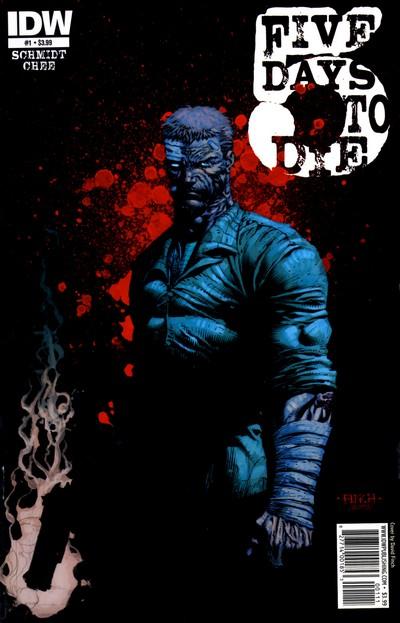 5 Days to Die #1 – 5 (2010)