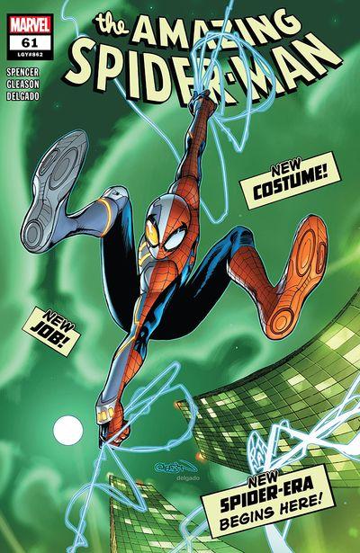 Amazing Spider-Man #61 (2021)