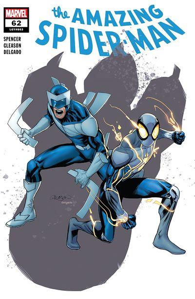 Amazing Spider-Man #62 (2021)