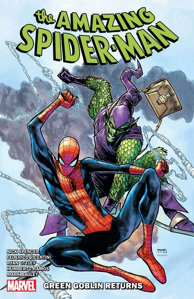 Amazing Spider-Man Vol. 10 – Green Goblin Returns (2020)