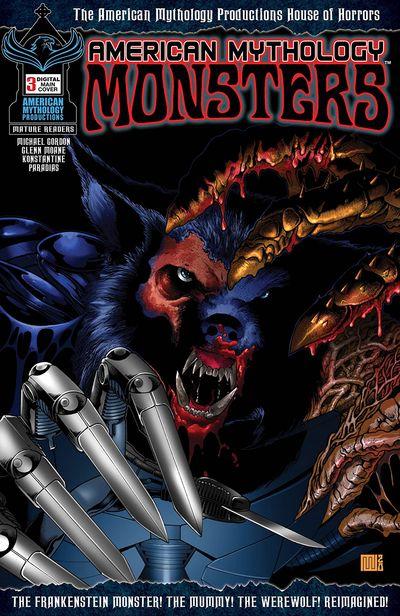 American Mythology Monsters #3 (2021)