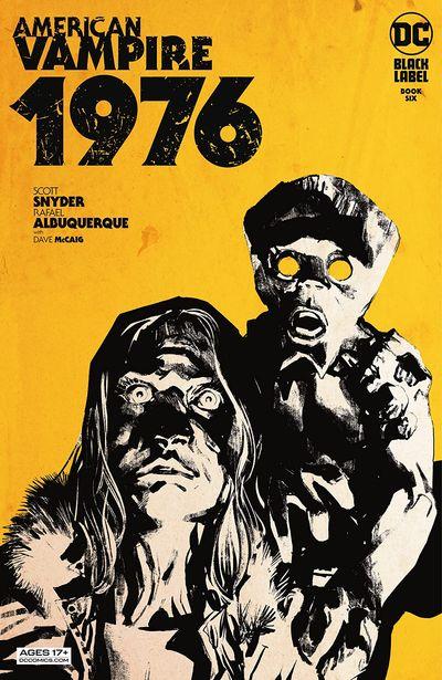 American Vampire 1976 #6 (2021)
