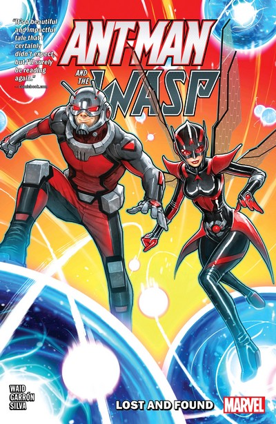 Ant-Man And The Wasp – Lost And Found (TPB) (2018)