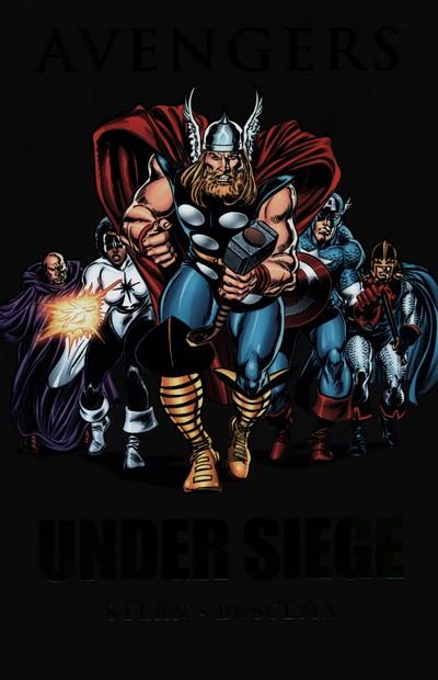Avengers – Under Siege (TPB) (2010)