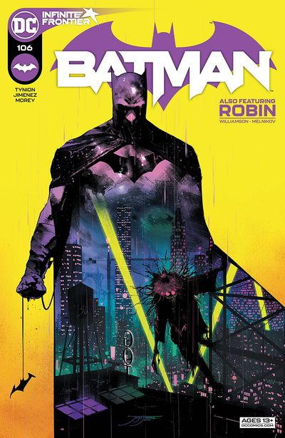 Batman #106 (2021)