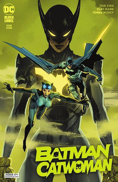 Batman – Catwoman #4 (2021)