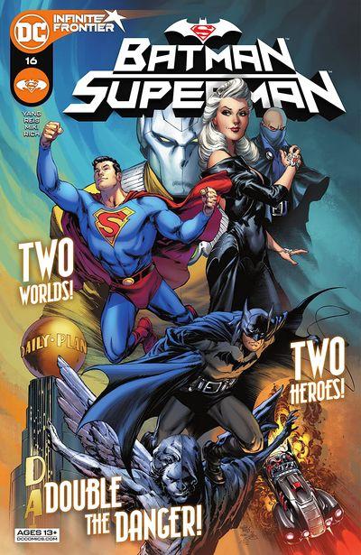 Batman – Superman #16 (2021)