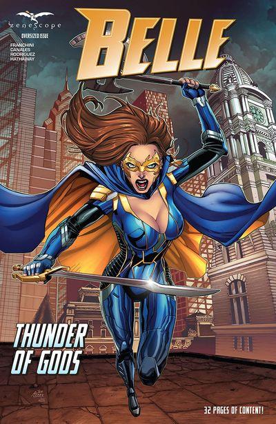 Belle – Thunder of Gods (2021)