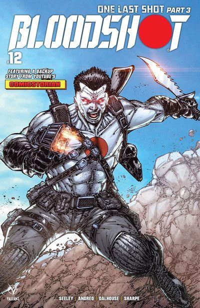 Bloodshot #12 (2021)