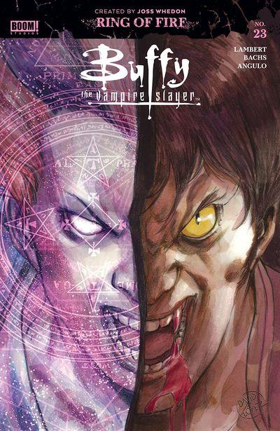 Buffy the Vampire Slayer #23 (2021)