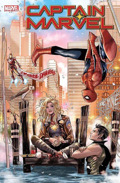 Captain Marvel #27 (2021)