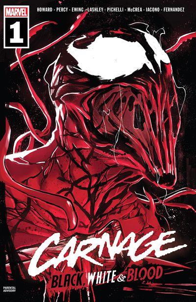 Carnage – Black, White & Blood #1 (2021)