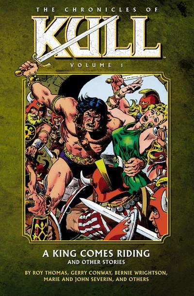 Chronicles of Kull Vol. 1 – 5 (2009-2012)