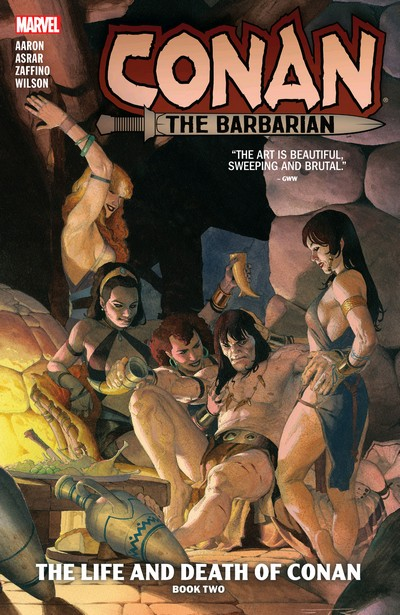 Conan The Barbarian Vol. 2 – The Life And Death Of Conan Book Two (TPB) (2020)