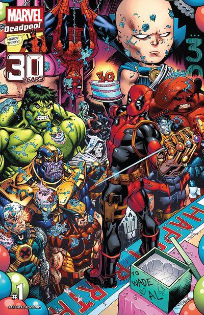 Deadpool Nerdy 30 #1 (2021)