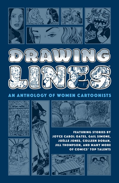 Drawing Lines – An Anthology of Women Cartoonists (2020)