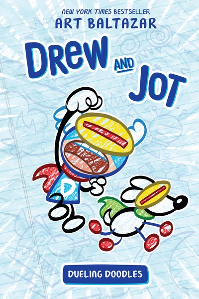 Drew and Jot – Dueling Doodles (2019)