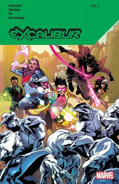 Excalibur by Tini Howard Vol. 2 (2021)