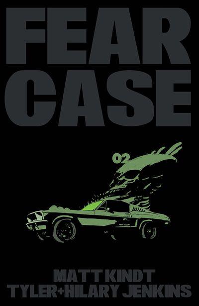 Fear Case #2 (2021)