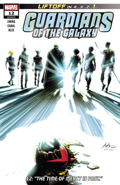 Guardians Of The Galaxy #12 (2021)