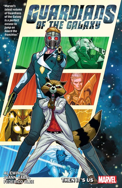 Guardians Of The Galaxy Vol. 1 – Then It's Us (TPB) (2020)