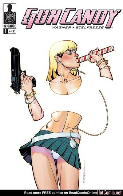 Gun Candy #1 – 2 (2005)
