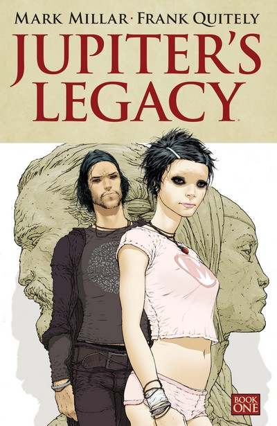Jupiter's Legacy Book 1 (2015)