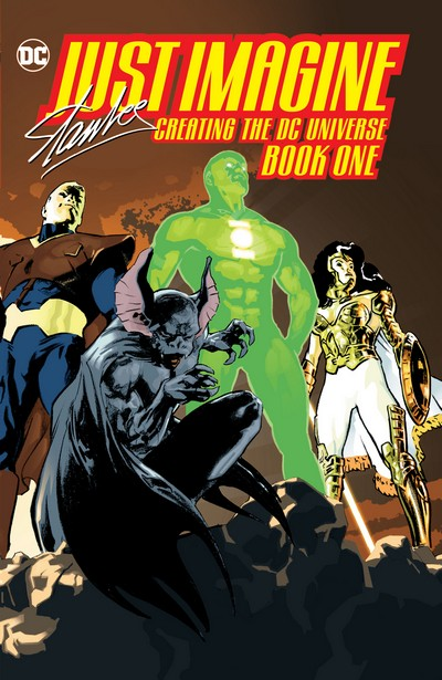 Just Imagine Stan Lee Creating the DC Universe Book 1 – 2 (2020-2021)