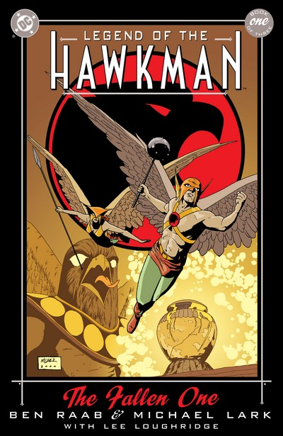 Legend of the Hawkman #1 – 3 (2000)