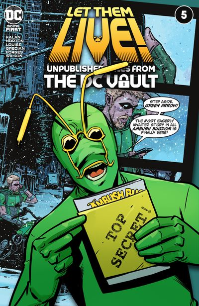 Let Them Live! – Unpublished Tales from the DC Vault #5 (2021)