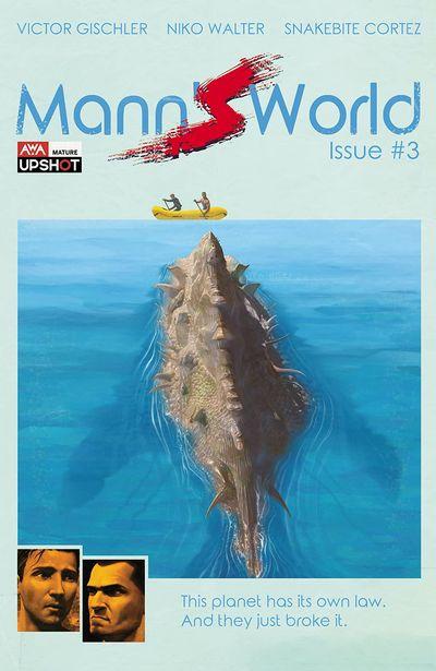Mann's World #3 (2021)