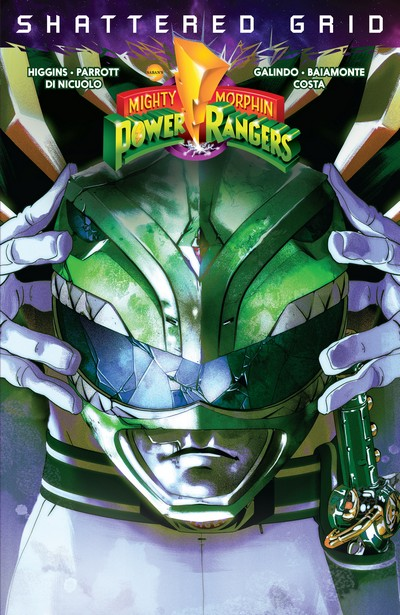 Mighty Morphin Power Rangers – Shattered Grid (TPB) (2019)