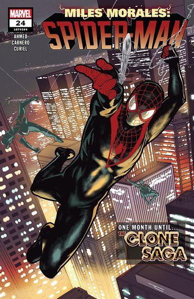 Miles Morales – Spider-Man #24 (2021)