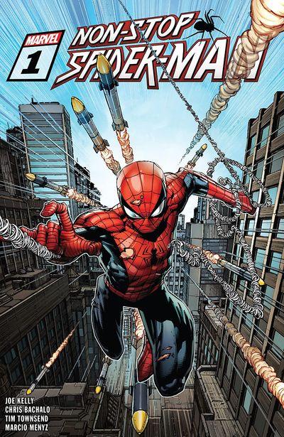 Non-Stop Spider-Man #1 (2021)