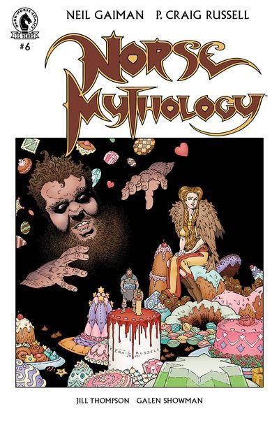 Norse Mythology #6 (2021)