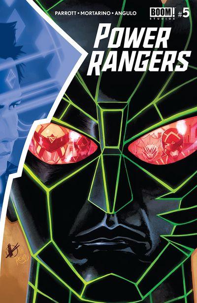 Power Rangers #5 (2021)