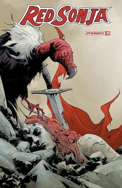 Red Sonja #25 (2021)