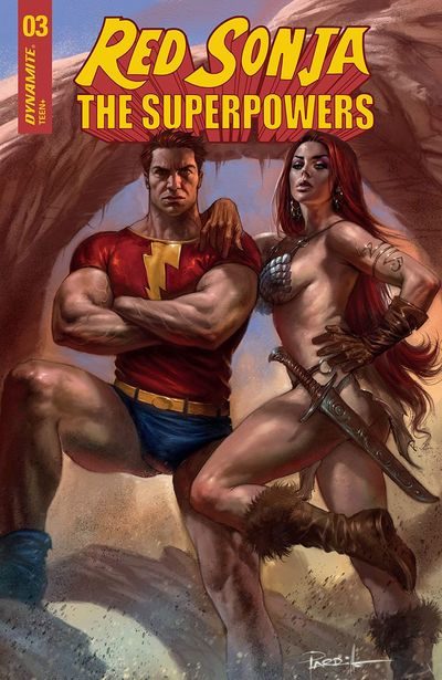 Red Sonja – The Super Powers #3 (2021)