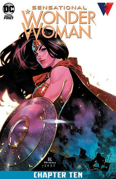 Sensational Wonder Woman #10 (2021)