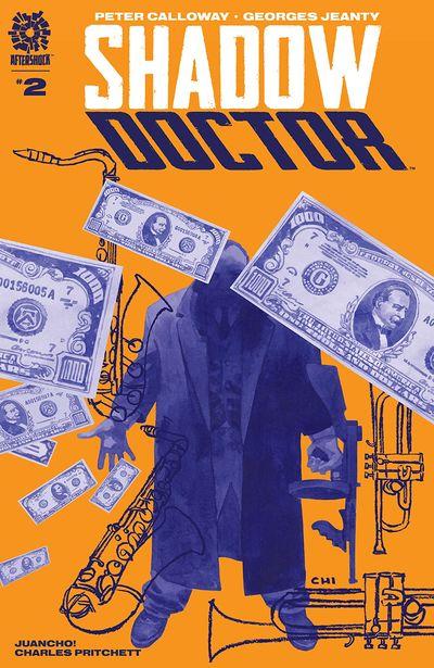 Shadow Doctor #2 (2021)