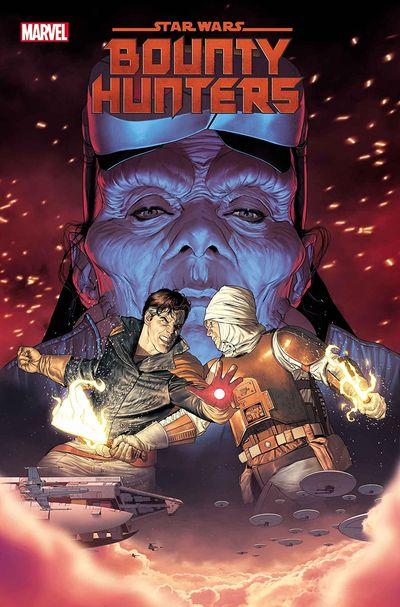 Star Wars – Bounty Hunters #10 (2021)