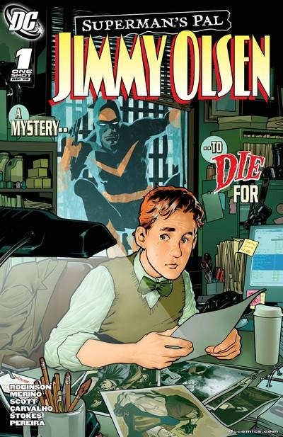 Superman's Pal, Jimmy Olsen Special #1 – 2 (2008)