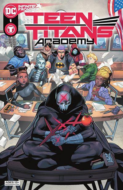 Teen Titans Academy #1 (2021)