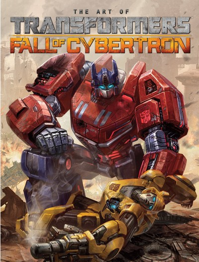 The Art of Transformers – Fall of Cybertron (2012)