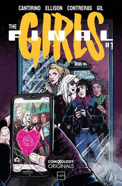 The Final Girls #1 – 5 (2021)