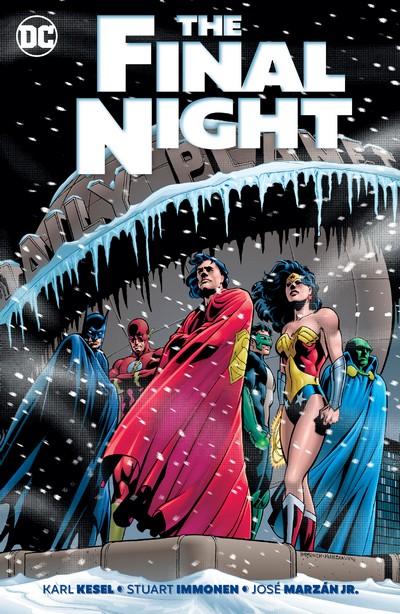The Final Night (TPB) (2021)