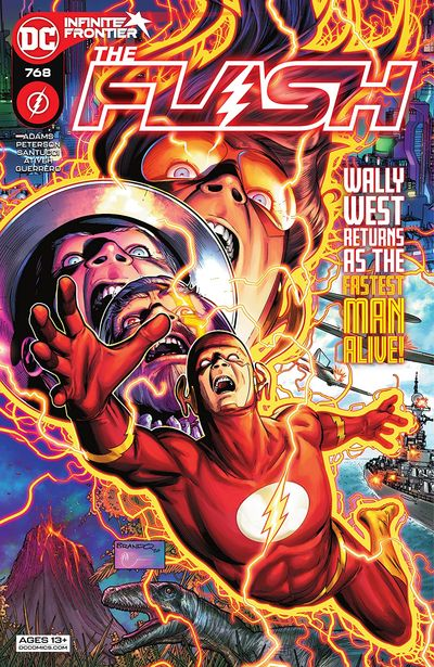 The Flash #768 (2021)