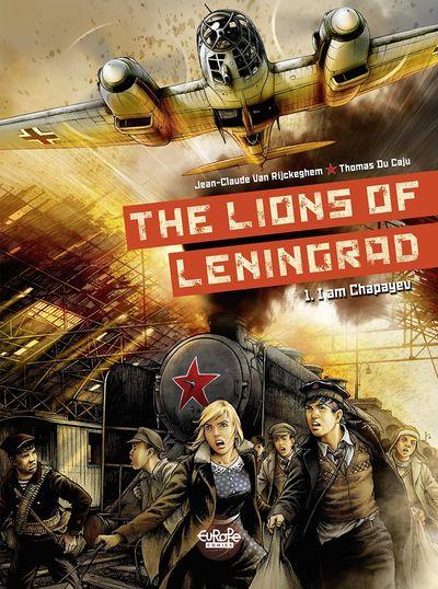 The Lions of Leningrad #1 – I am Chapayev (2019)