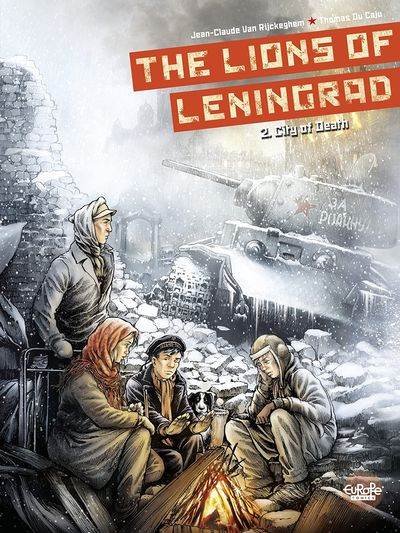 The Lions of Leningrad #2 – City of Death (2021)